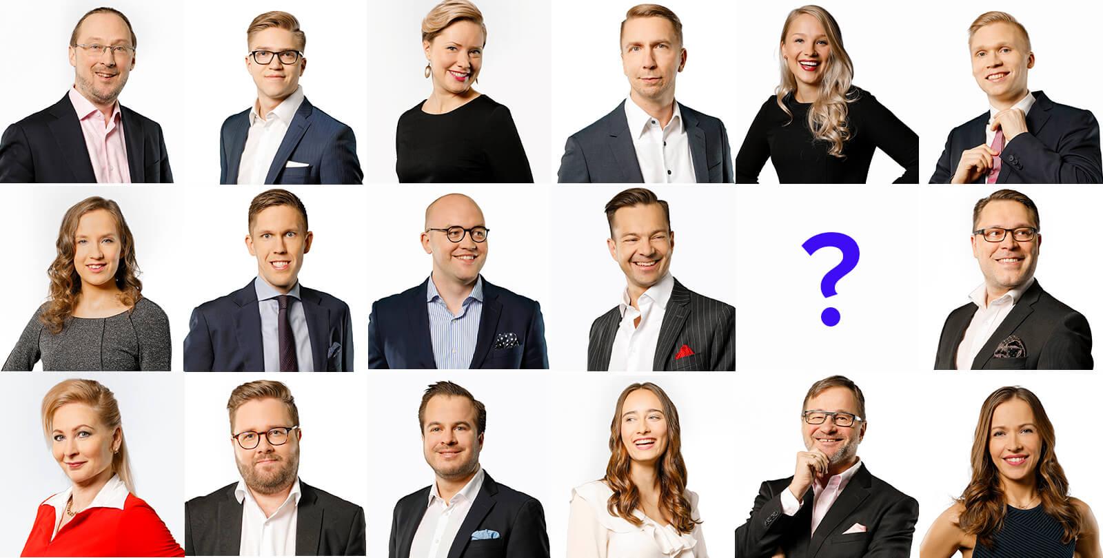Haemme kilpailuoikeuteen erikoistunutta juristia Helsinkiin Lexia