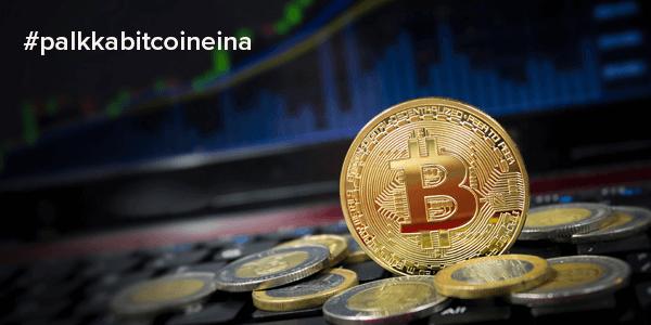 palkka bitcoineina