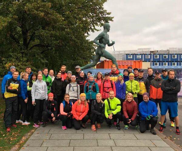 Team Rynkeby God Morgon 2018 Helsingin tiimi Lexia