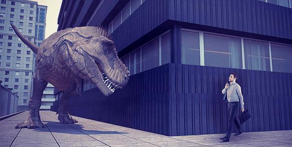 Viimeiset dinosaurukset - Lexia